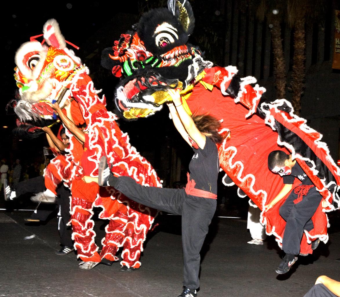 Lohan Lion Dancers Las Vegas