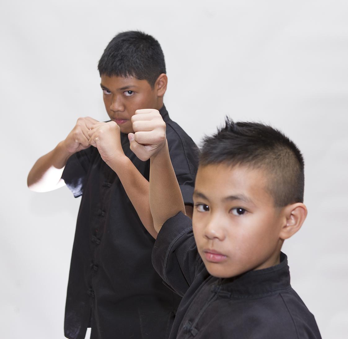 Lohan kung Fu  kids sm