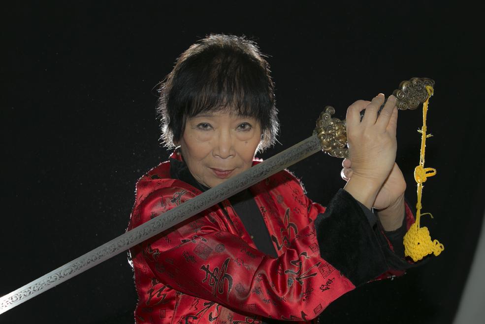 Billie sword 2013