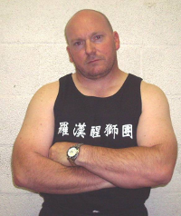 Jason Gilliam Treasurer