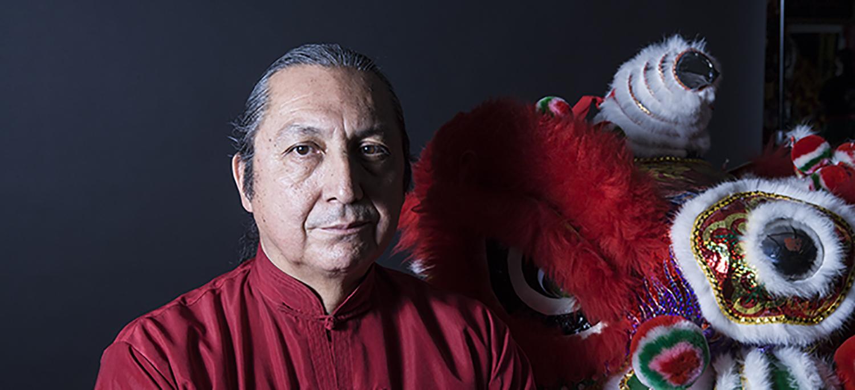 Dashi Steven Baugh, Lohan School of Shaolin