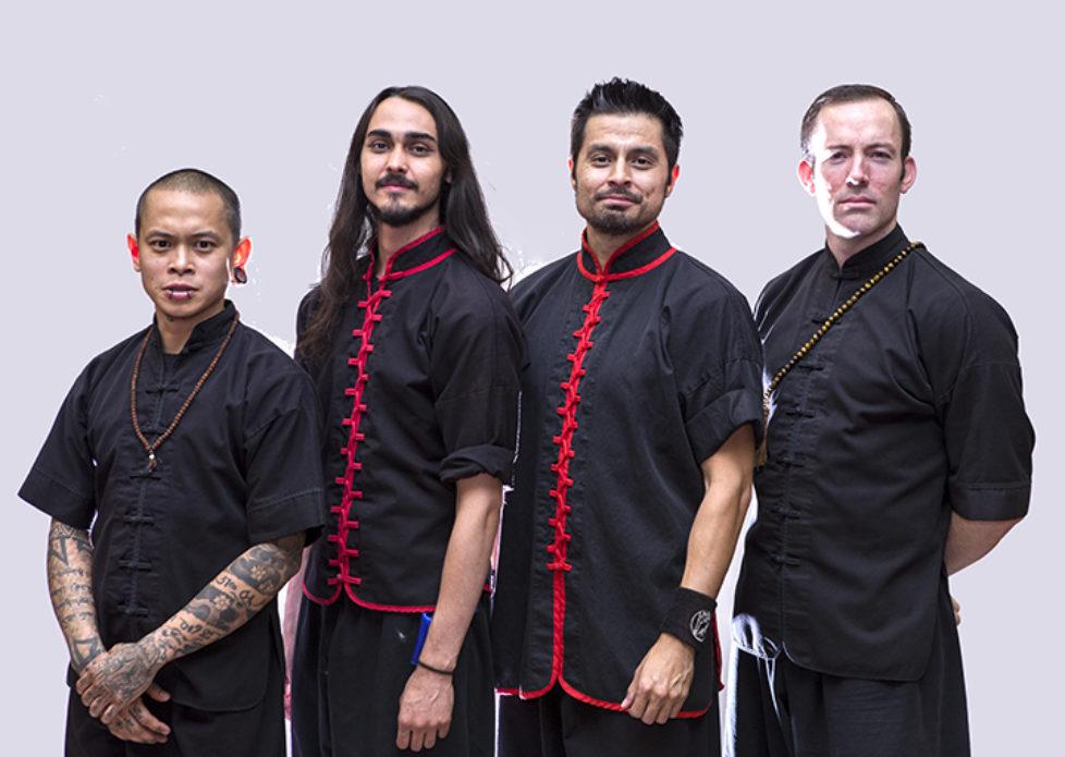 Kung Fu master instrctors lohan School of Shaolin Las Vegas